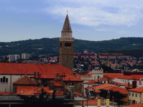 Old city of Koper