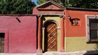 Historic facades