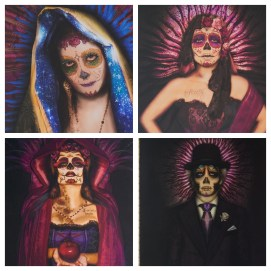 Day of the Dead Paitnings