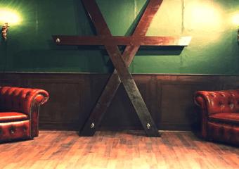 BDSM tema lege rum i Kink Club