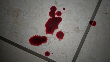 period blood on the floor for post about period sex