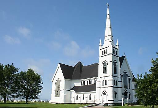 St Malachy's Church, Kinkora PEI