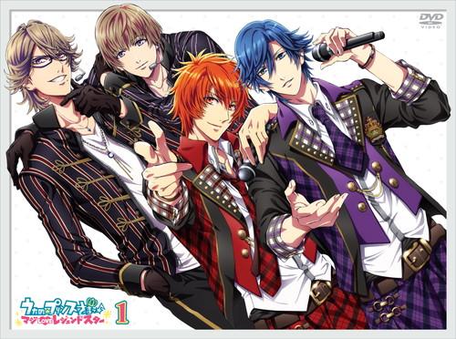 うたの☆プリンスさまっ♪ マジLOVEレジェンドスター 1(BD+CD ...