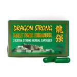 Dragon Strong Male Tonic Enhancer x2