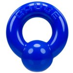 Oxballs Gauge Super Flex Cockring Police Blue