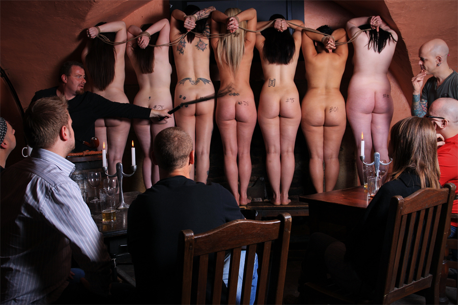 Nude Slave Auction Video 61