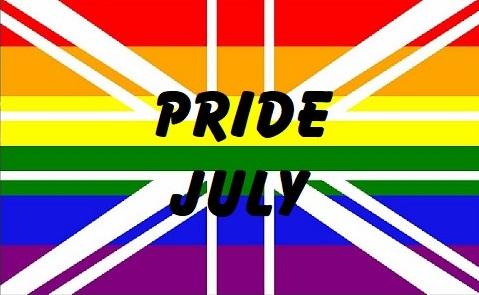 PRIDE JULY FLAG