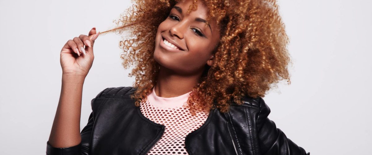 Coloring your Natural Hair.