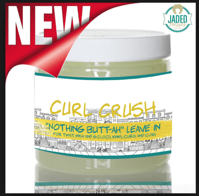 Curl Crush Nothing Butt-ah Leave In