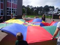 Parachute- Health week