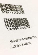 ISBNコードイメージ