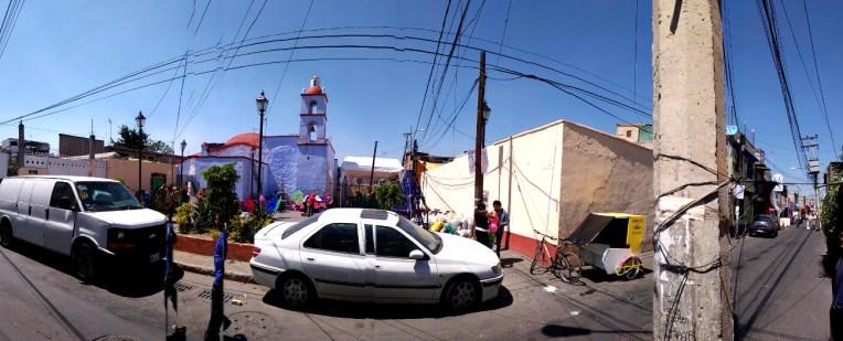 Xochimilco Mexico Town (1)