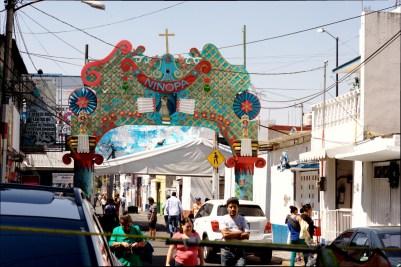 Xochimilco Mexico Town (5)