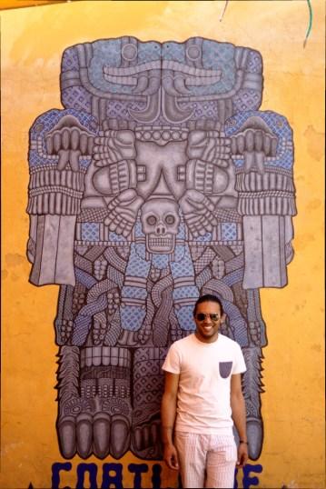 Xochimilco Mexico Town (6)