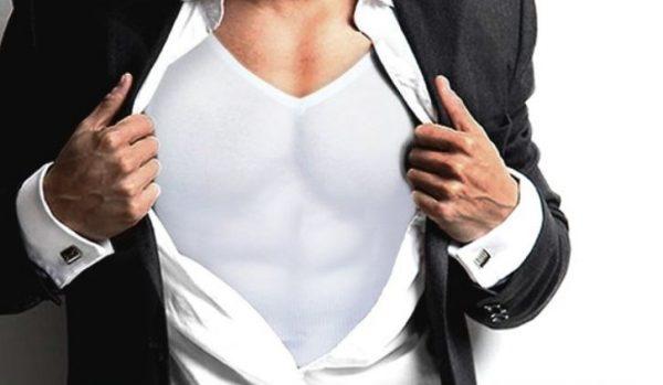 筋トレシャツは効果なし?筋トレ超効率化の話とおすすめシャツ
