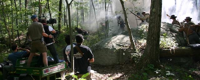 45_filming_battle
