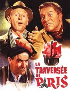 Через Париж (1956)