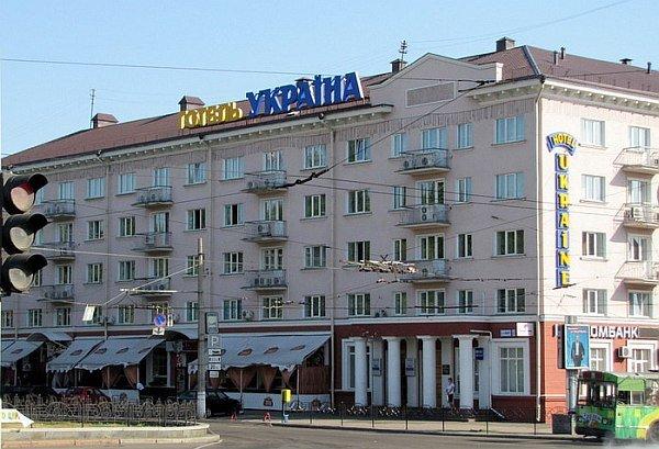 Готелі Чернігова