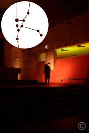 Visite # 01 Le Corbusier architect Visiting with Bernard Huet © Jerominus 1996