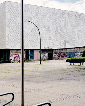 Kino International, Berlin Josef Kaiser and Heinz Aust architect, 1963 © Jerominus 2012