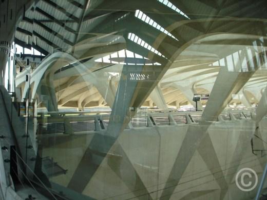 Calatrava TGV LYON SATOLAS © Prosper Jerominus, 2010