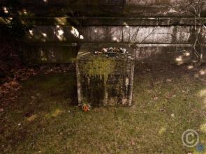 Hanns Eisler's grave Dorotheenstadt, Berlin © Prosper Jerominus 2018