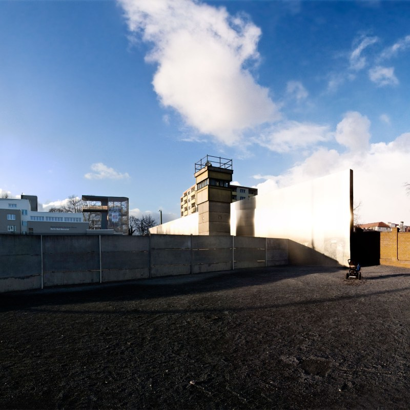 Berlin Wall Memorial Grounds Bernauer Strasse Kohlhoff und Kohlhoff © Prosper Jerominus 2018