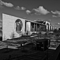 German Chancellery Headquarters Berlin Charlotte Frank Axel Schultes architects, 2001 © Prosper Jerominus 2018