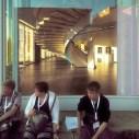 Project OFFSIDE - Transparenz - Haus des Lehrers - bcc Berlin Congress Center, Alexanderplatz Berlin Hermann Henselmann architects, 1961–1964 © Prosper Jerominus 2018