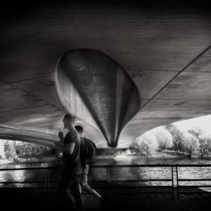 Bridge- Ruhelebenerstrasse Berlin Spandau © Prosper Jerominus 2018