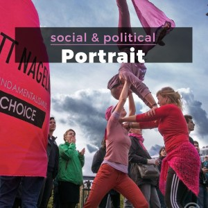 Category - Portrait, Social, and Political