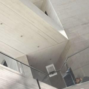 Snap. Deutsche Historische Museum, Berlin I. M. Pei architect (1917 –2019)