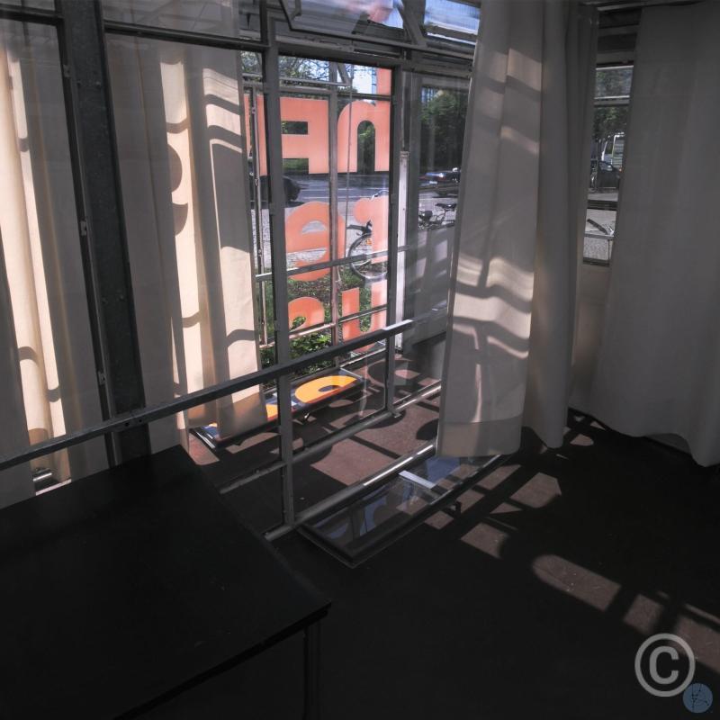 Das Bauhaus-Archiv / Museum für Gestaltung Inside Re-use Pavillion - June 29 - last Open Day 2018