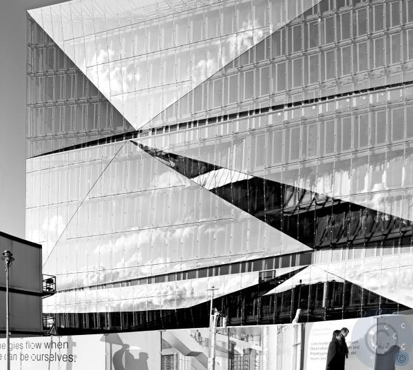 Cube Barbecue - Cube Berlin #1 3XN, Copenhagen, 2020