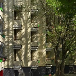 Happy balconies - Petit oiseau qui passe