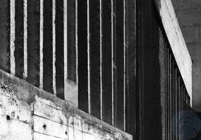 Iannis Xenakis Pans de verre ondulatoires La tourette cloister, Le corbusier, 1965 Lyon, France