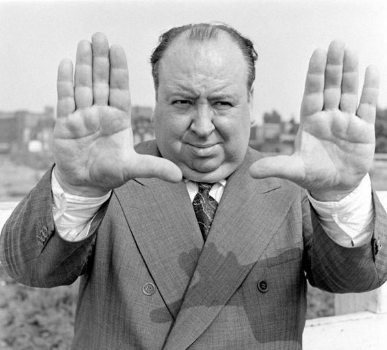 Alfred Hitchcock odzawsze wiedział, żechce kręcić filmy