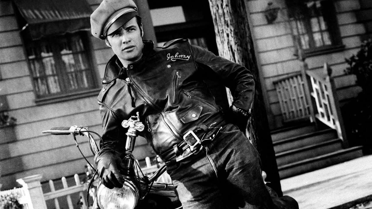 Skórzana kurtka iMarlon Brando