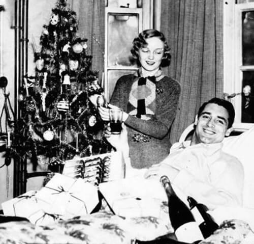 Cary Grant ipierwsza żona Virginia Cherrilll