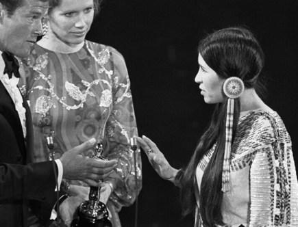 Najgłośniejsze wydarzenia z Oscarów - Marlon Brando odmawia przyjęcia nagrody