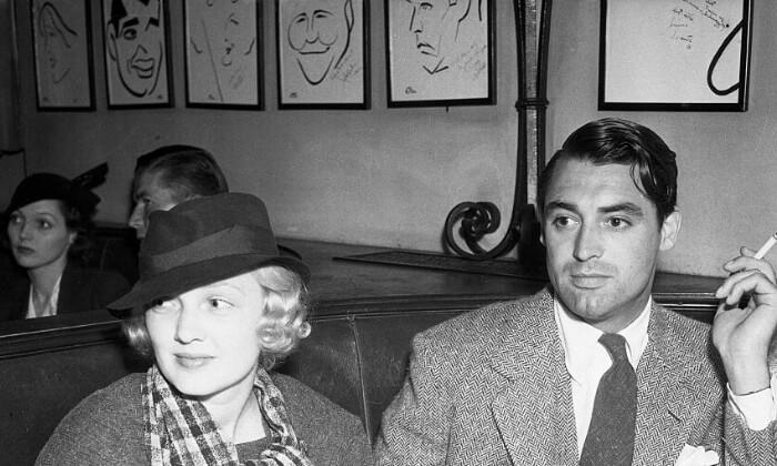 Cary Grant iVirginia Cherrill (1934)