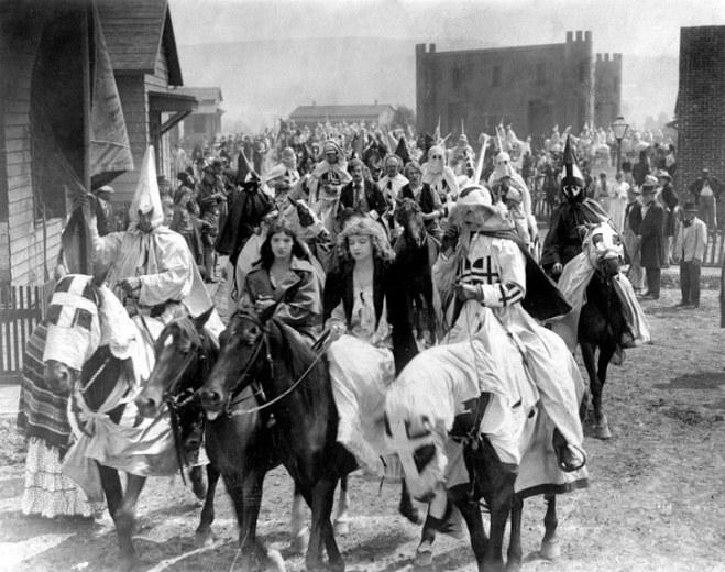 Filmowy Ku Klux Klan zNarodzin narodu
