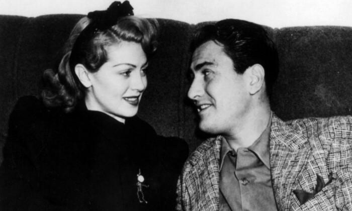 Lana Turner iArtie Shaw (1940). Gwiazdy znajwiekszą liczbą małżeństw nakoncie