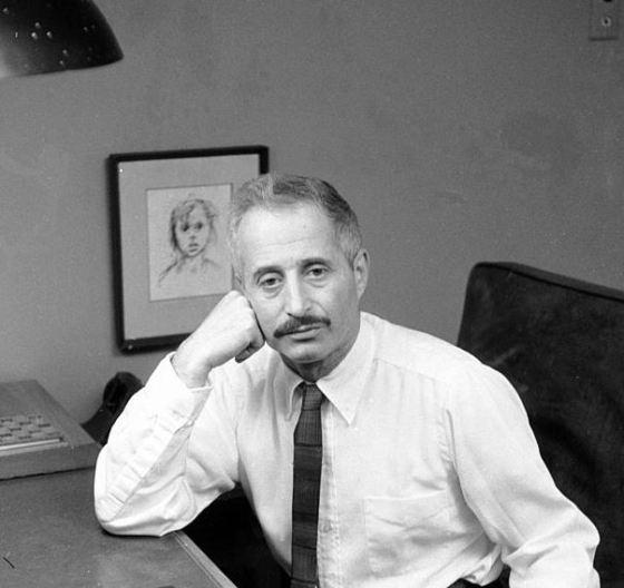 Ralph Greenson - najsłynniejszy psychoanalityk Hollywood.