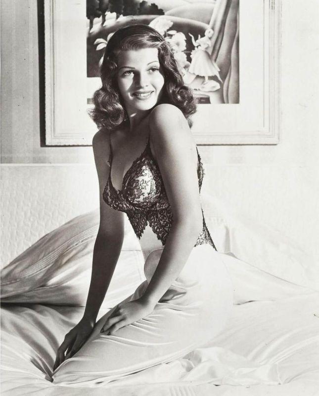 Rita Hayworth wmagazynie LIFE. 1941.
