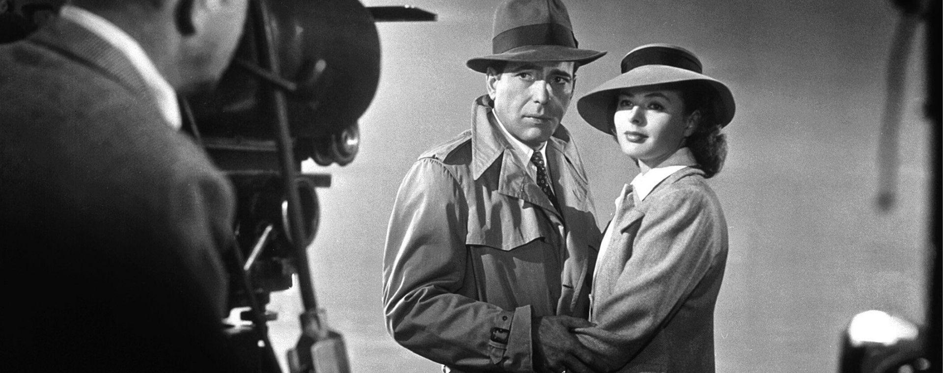 Zaimprowizowane sceny w historii kina - casablanca