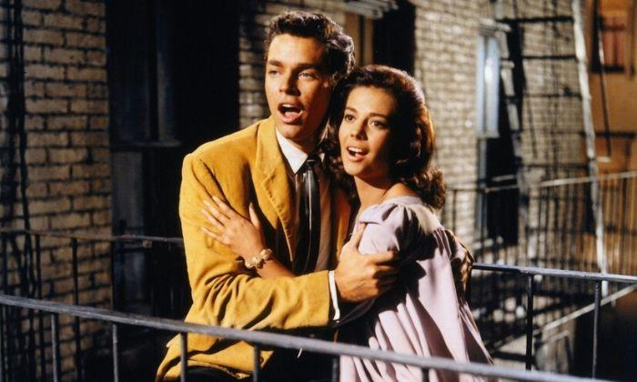 Najlepsze whistorii filmy omiłości - West Side Story