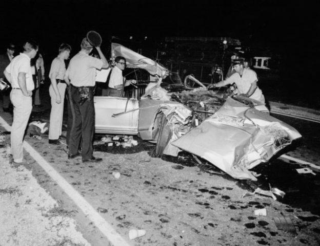 Śmiertelny wypadek Jayne Mansfield