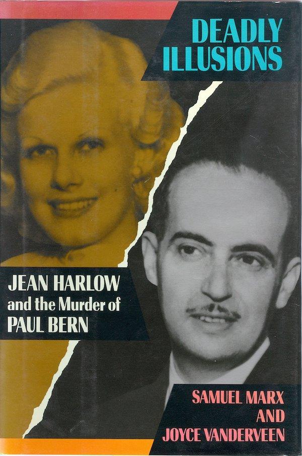 Paul Bern - książka ojego historii