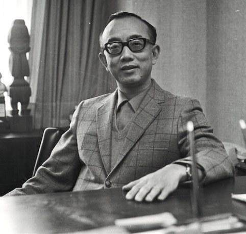 Raymond Chow, właściciel firmy Golden Harvest